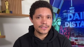Trevor Noah Explains Why He Was 'Glad' To Be On Hiatus When The George Floyd Protests Began