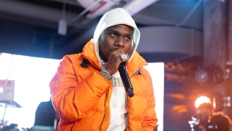 DaBaby Had A Hilarious Response To A Donald Trump Campaign Spam Text