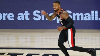 Damian Lillard Made History With A 61-Point Outing In A Blazers Win Over The Mavericks