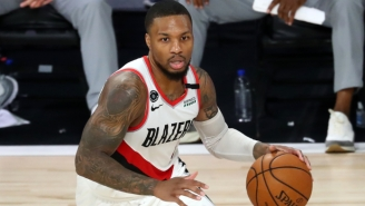 Damian Lillard Will Return To Portland On Thursday For Further Tests On His Injured Knee
