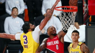 Damian Lillard (Knee) And Anthony Davis (Back) Left Game 4 With Injuries