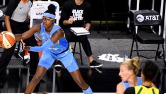 The Chicago Sky's Diamond DeShields And Azura Stevens Have Left The WNBA Bubble
