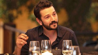 Weekend Preview: Diego Luna Invites You To Dinner, And Two Seth Rogens Keep On Dueling