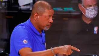 Doc Rivers Points To Foul Trouble And Defensive Issues After Back-To-Back Second Half Flops