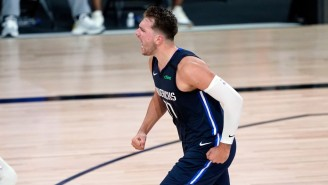 LeBron, Steph, And The Rest Of The NBA Lost Their Minds After Luka Doncic's Game-Winner