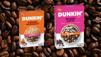 We Tried The New Caffeine-Infused Dunkin' Cereals So You Don't Have To