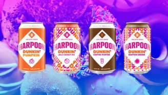 We Tried The Dunkin'-Harpoon Collaboration For All You Donut-Beer Fans
