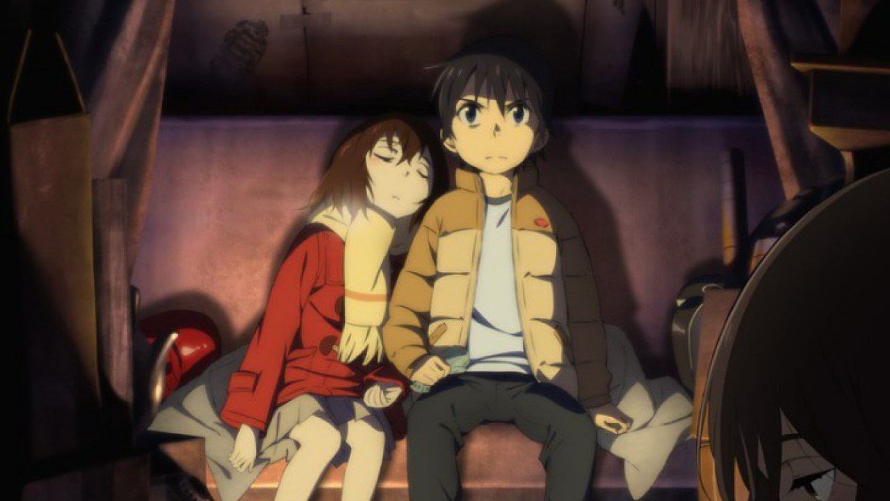 The Best Anime Series On HBO Max Right Now