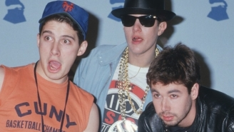 Beastie Boys Make A Rare Exception And License A Song For A Joe Biden Ad About Live Music