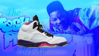 SNX DLX: Where To Find The Fresh Prince-Inspired Air Jordan 5 Alternate Bel-Air And Other New Drops