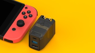 The Genki Covert Switch Dock Is Perfect For Travel, Whenever You Can Do That Again