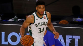 A New Disney Biopic Will Focus On Giannis Antetokounmpo And His Family
