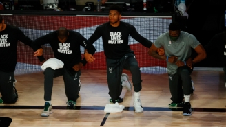The Bucks Refused To Play Game 5 Against Orlando In Protest Of Police Shooting Jacob Blake