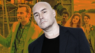 Grant Morrison On Retooling 'Brave New World' For TV And Why 'Doom Patrol's Danny The Street Can Flourish
