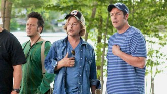 David Spade Has Explained Why He's In So Many Adam Sandler Movies