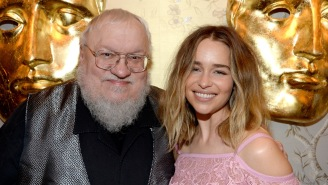 George R.R. Martin Is Currently Living A 'Very Boring' Life In Exile To Finish 'The Winds Of Winter'