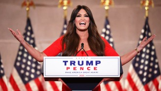 Kimberly Guilfoyle's Bizarre, Shout-y RNC Speech Has Given Birth To The #GuilfoyleChallenge