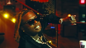 Gunna Issues An NSFW Joint Video For '200 For Lunch' And 'Dirty Diana'
