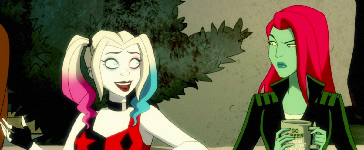 Maybe You Should Just Chill Out And Binge The Animated 'Harley Quinn' Series On HBO Max