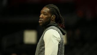 Report: Montrezl Harrell Is Expected To Clear Quarantine In Time To Play In The Clippers Playoff Opener