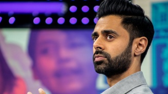Netflix Has Canceled Hasan Minhaj's 'Patriot Act' And The Timing Could Not Be Worse