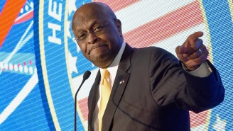 Herman Cain's Zombie Twitter Account Claims That COVID-19 Isn't Very Deadly (After He Died From The Virus)