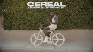 IDK Serves Up A Bowl Of 'Cereal' On His New Single With JID, Kenny Mason, And DJ Scheme