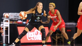 Sabrina Ionescu Is Expected To Miss One Month Of WNBA Action