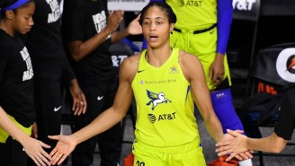 The Dallas Wings And Isabelle Harrison Launched The 'I Am' Campaign