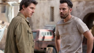 Jake Johnson Explains Why He Couldn't Get Out Of Tom Cruise's 'The Mummy'