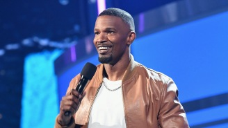 Jamie Foxx Is So 'Dedicated' To Playing Mike Tyson That He Wants To Fool The Boxer's Kids