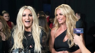 Britney Spears' Sister Jamie Lynn Was Named The Trustee Of Her Multimillion-Dollar Estate