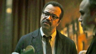 'The Batman's Jeffrey Wright Did A Double-Take When He First Saw Colin Farrell's Penguin Transformation