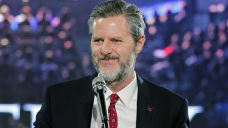 The Pool Boy At The Center Of The Jerry Falwell Jr Sex Scandal Spilled ALL Of The Tea On 'GMA'