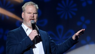 Normally-Chill Comedian Jim Gaffigan Unloaded On The 'Fascist' Trump Administration