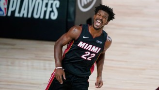 Jimmy Butler Took Over Late To Lead The Heat To A Game 1 Win Over The Pacers