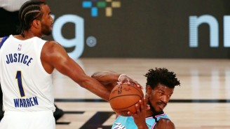 Jimmy Butler Out-Dueled T.J. Warren In A Lopsided Win For The Heat Over The Pacers