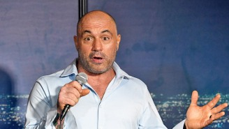 Joe Rogan Posted A 'Satanic' Photo Of Himself While Unloading His Fury On Instagram Filters