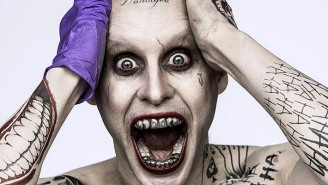 Jared Leto's New Joker Look For 'Justice League' Received A 'Road-Weary' Description From Zack Snyder