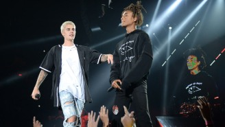 Jaden And Justin Bieber Reunite For Their Breezy Ballad, 'Falling For You'