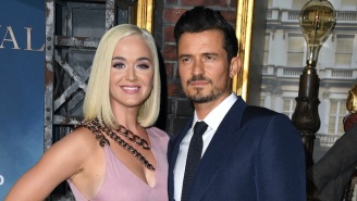 Katy Perry And Orlando Bloom Announce The Birth Of Their First Baby, Daisy Dove Bloom
