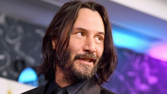 Keanu Reeves Had A Very Keanu Reaction To The Revelation That 'The Matrix' Is A Trans Allegory