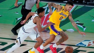 Kyle Kuzma's Buzzer-Beater Three Over Bol Bol Gave The Lakers The Win