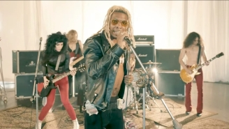 Lil Keed's 'Here' Video Channels His Inner Rock Star