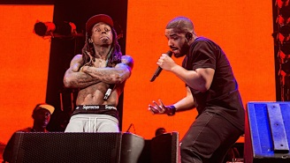Lil Wayne Reunites With Drake On 'BB King Freestyle' And Announces His 'I Am Not A Human Being III' Album