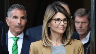 Lori Loughlin Has Been Sentenced To Two Months In Prison Over The College Admissions Scandal