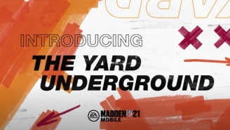 'Madden NFL 21' Announced A Mobile Version And 'The Yard,' A Backyard Football Style Game Mode