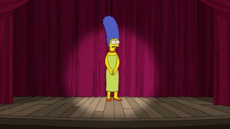 Marge Simpson Has An Official Response To A Trump Staffer Negatively Comparing Her To Kamala Harris