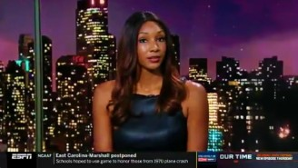 ESPN's Maria Taylor Recalled Her FBI Agent Father Telling Her Brother 'Comply Or Die'