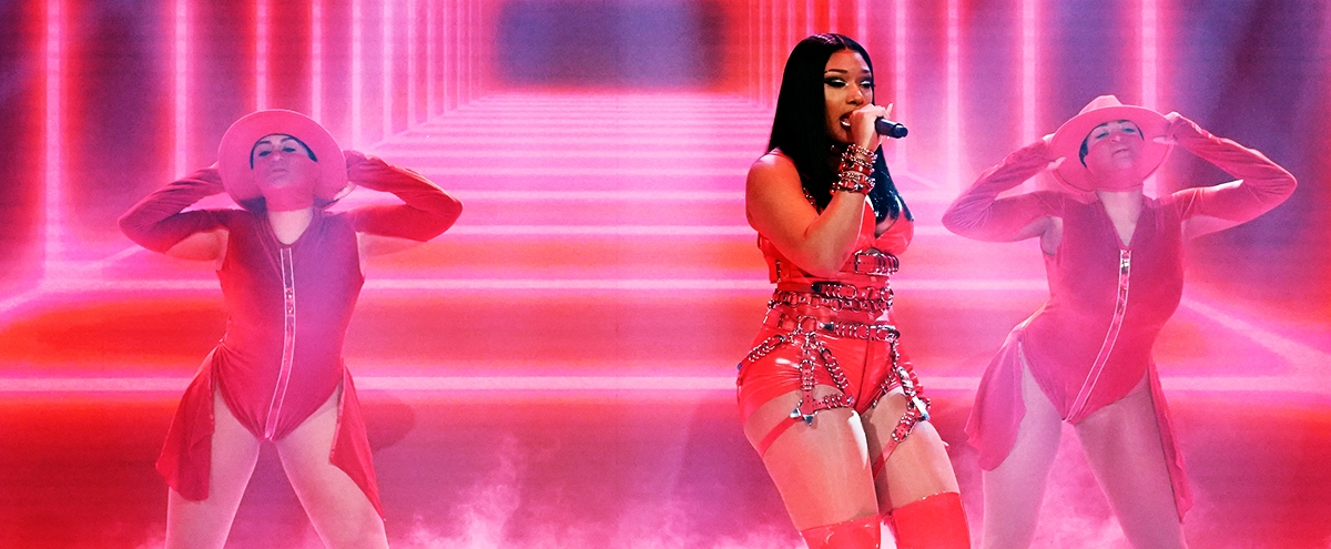 What The Silence On Megan Thee Stallion's Shooting Says About Male Rappers